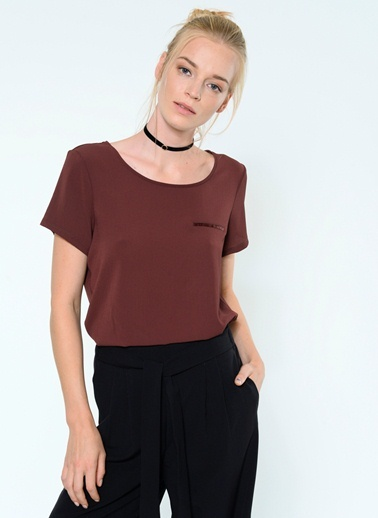 Şifon Bluz-Vero Moda